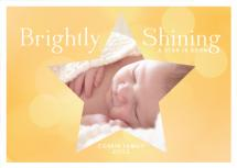 Brightly Shining by RACHEL LESLIE DESIGNS