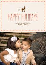 Reindeer Holiday by Dorothy Nichols