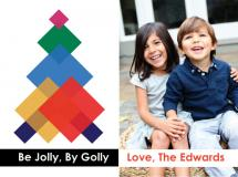 Be Jolly By Golly by Joanna Edwards
