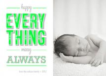 happy everything - merr... by meredith carty