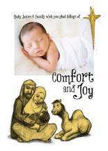 Holy Family by Barbara Lundberg