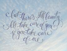 I'll Take Care Of You by Jenna Blazevich