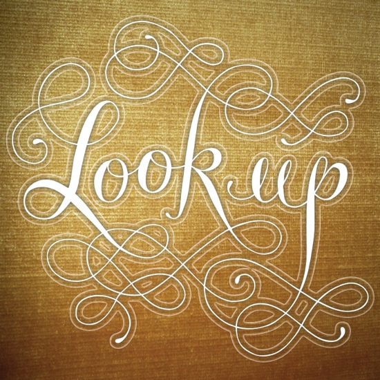 art prints - Look Up by Jenna Blazevich