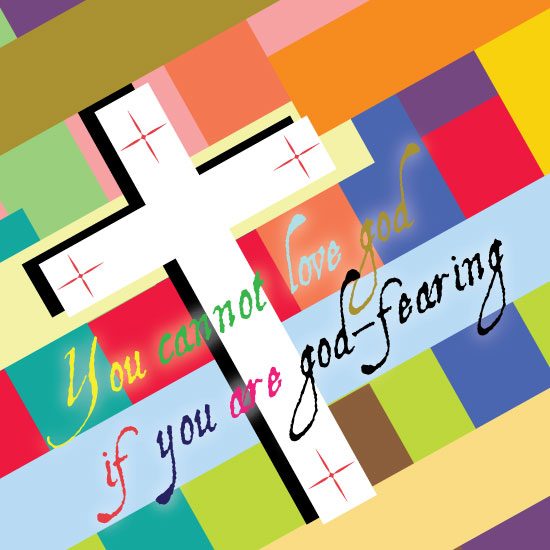 art prints - Love God by Shriharsha
