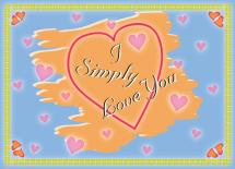 I Simply Love You by Shriharsha