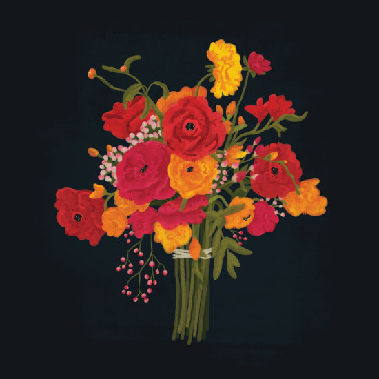 art prints - In Bloom by Pistols