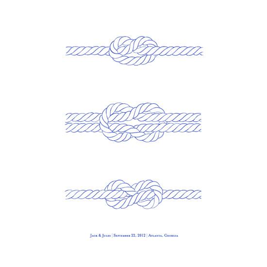 art prints - Charmed Knot by Ashley Ottinger