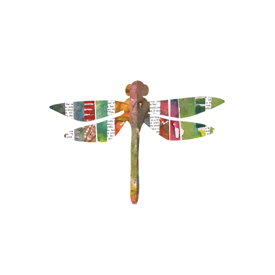 art prints - Dragon Fly by Snow and Ivy