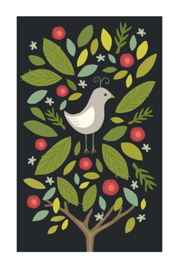 art prints - Tapestry by Griffinbell Paper Co.