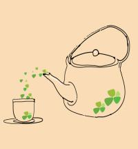 Tea for you by Alice design