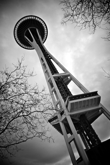 art prints - Space Needle by Horizon Photography
