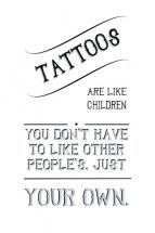 Tattoos by Samantha Kachel