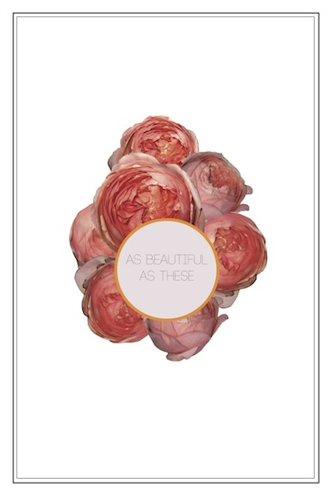 art prints - As Beautiful as These by Samantha Kachel