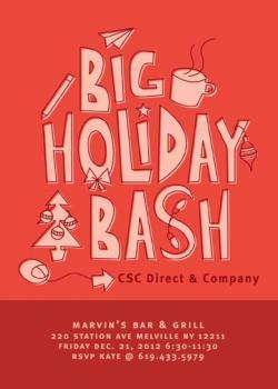 Big Holiday Bash