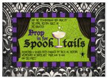 Spooktails by Stephanie Blaskiewicz