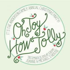 Oh Joy How Jolly