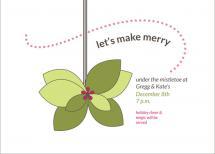 mistletoe magic by t-da studio