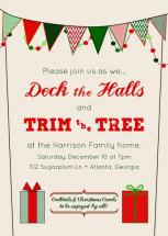 Deck the Halls & Trim t... by Fish Feather