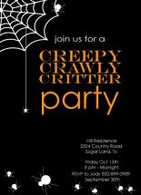 Creepy Crawly Critter by KP