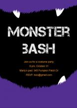 Monster Bash by muffina