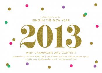 Champagne + Confetti