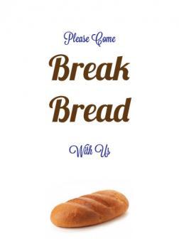 Break Bread Together