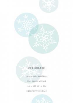 snowfall party