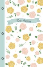 Roses and Ribbon by Tickled Peach Studio