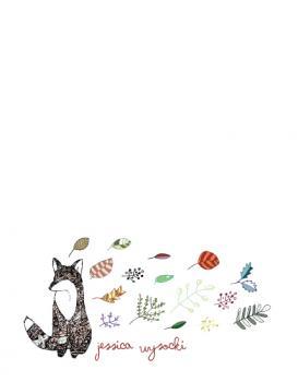 Fall Fox Love