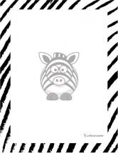 Zebra by Pirediba Parameswaran