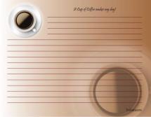 Coffee day by Pirediba Parameswaran