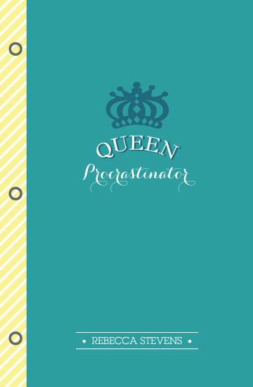 journals - The Queen by Beth Schneider