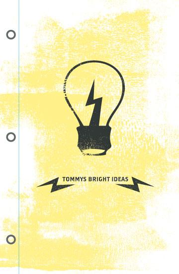 journals - Bright Idea by WHALEN