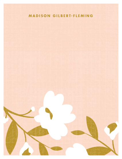 personal stationery - English Countryside by Kristie Kern