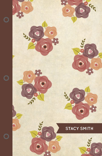 journals - old roses by Anupama