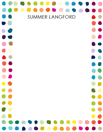 personal stationery - Girls just wanna have fun by Jeannene Langford