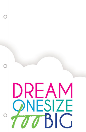 journals - Dream BIG! by Jennifer Fuller