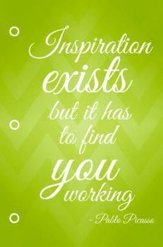 Inspiration exists!