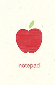 journals - apple notepad  by rene mijares