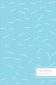journals - birds by rene mijares