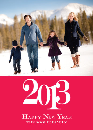 new year's cards - Style HNY by Kelly Ethier