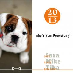 your resolution?