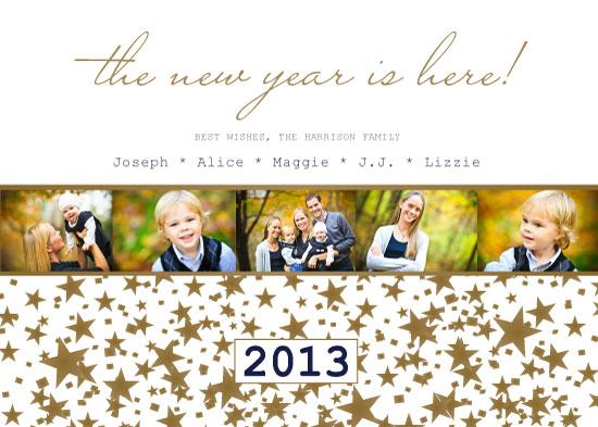 new year's cards - Harrison Stars by Tiffany Lynne