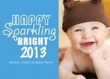 Happy Sparkling Bright by Kelly Ethier