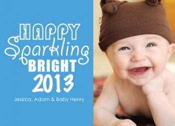 Happy Sparkling Bright