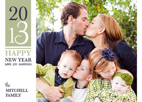 new year's cards - Fresh Air by Tera McDonald