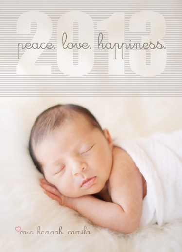 new year's cards - Babylove  2013 by Lyndee