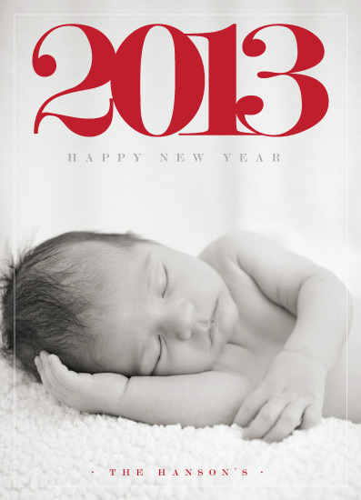 new year's cards - its all about the year by Heather Rae Designs