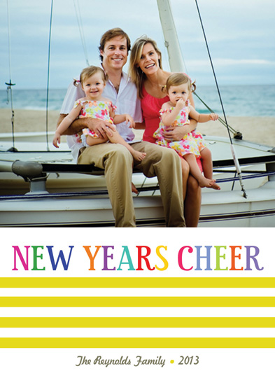 new year's cards - The Brightest Cheer by Kaydi Bishop