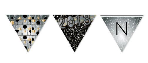 party decor - Glitz & Glam New Years Eve by Caitlin Slomski